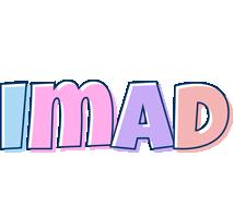 Imad pastel logo