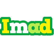 Imad soccer logo