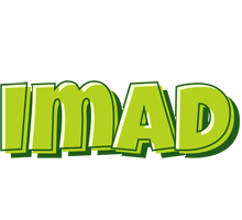 Imad summer logo