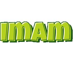 Imam summer logo