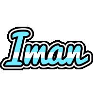 Iman argentine logo