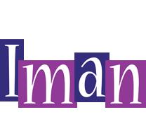 Iman autumn logo