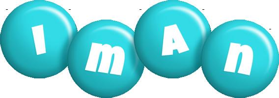 Iman candy-azur logo