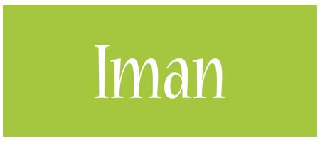 Iman family logo