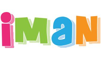 Iman friday logo