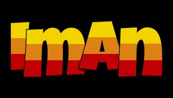 Iman jungle logo