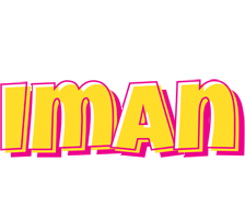 Iman kaboom logo