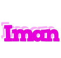 Iman rumba logo