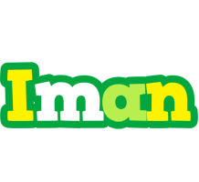 Iman soccer logo
