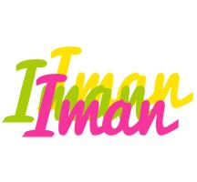 Iman sweets logo