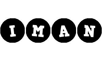 Iman tools logo