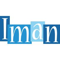 Iman winter logo