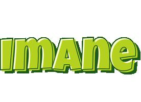 Imane summer logo