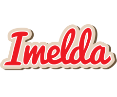Imelda chocolate logo