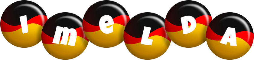 Imelda german logo