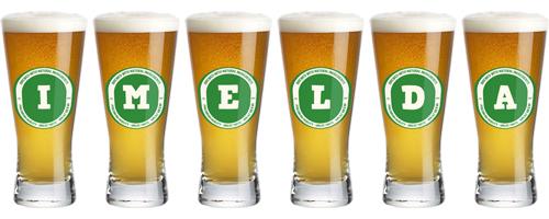 Imelda lager logo