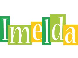 Imelda lemonade logo