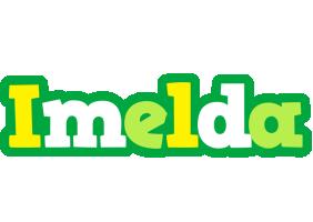 Imelda soccer logo