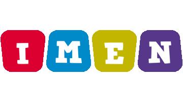 Imen daycare logo