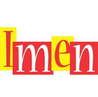 Imen errors logo