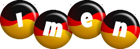 Imen german logo