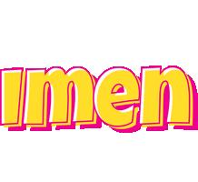 Imen kaboom logo