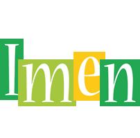 Imen lemonade logo