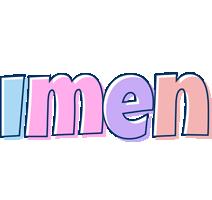Imen pastel logo