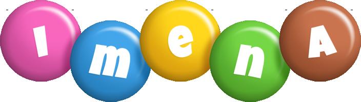 Imena candy logo