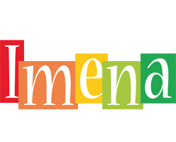 Imena colors logo