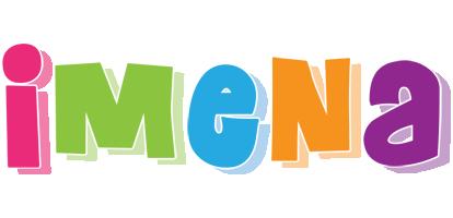 Imena friday logo