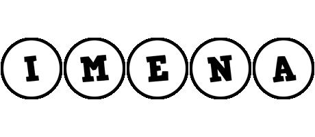 Imena handy logo