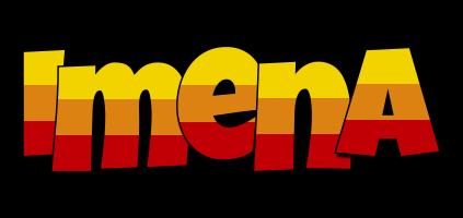 Imena jungle logo
