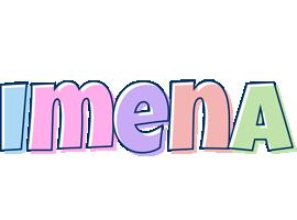 Imena pastel logo