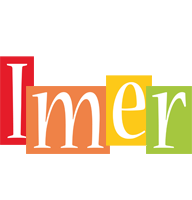 Imer colors logo