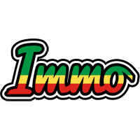 Immo african logo
