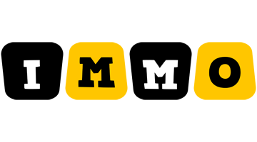 Immo boots logo