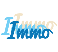 Immo breeze logo