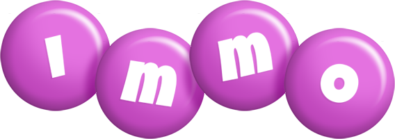 Immo candy-purple logo