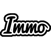 Immo chess logo