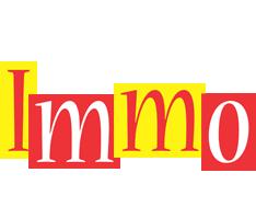 Immo errors logo
