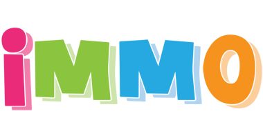 Immo friday logo