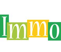Immo lemonade logo