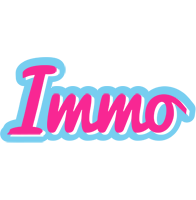 Immo popstar logo