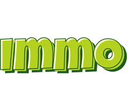 Immo summer logo