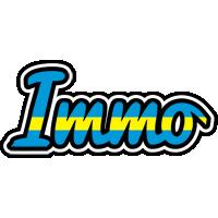 Immo sweden logo