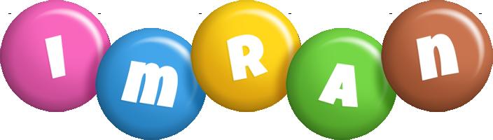 Imran candy logo