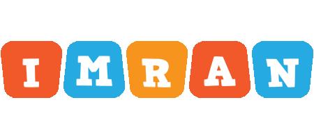 Imran comics logo