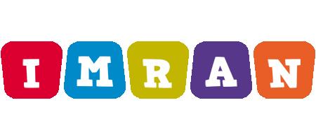 Imran daycare logo
