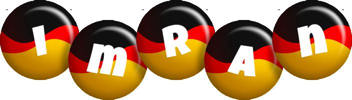 Imran german logo